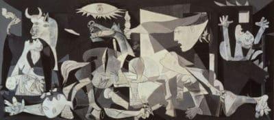1.PicassoGuernica