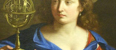 Guercino (1591-1666), Personification of Astrology.