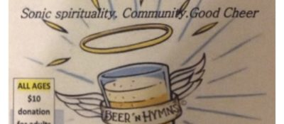 Beers 'n Hyms Portland Abbey