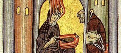 Hildegard von Bingen, Rupertsberger Codex des Liber Scivias