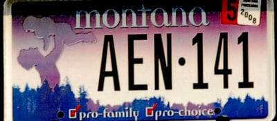 Montana Plate by Spappy.joneS