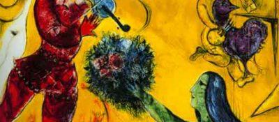 Marc Chagall, La Danse