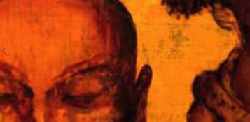 """Christ and Buddha"" by Ruth Jones"
