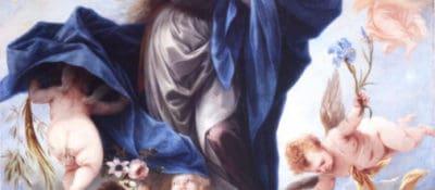 Inmaculada Concepción by Juan Antonio de Frías y Escalante (Wikimedia Commons).