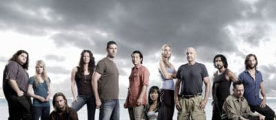 """""""Lost"""" season four promotional image."""