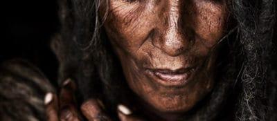 sadhuwoman