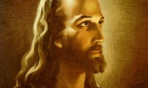 The Head of Christ by Warner Sallman