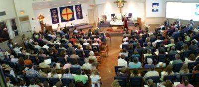 St. Andrew's Presbyterian Church, Austin