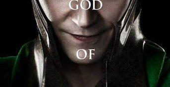 "Loki from the movie ""Thor."""