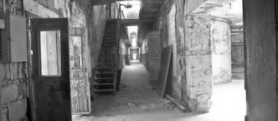 """Eastern State Penitentiary, from the series """"Abandoned Souls"""" by Ted Daniels. Click the image to see more."""